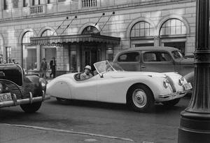 CarsJaguar XK 120 circa 1950** H.C. - Image 22813_0012