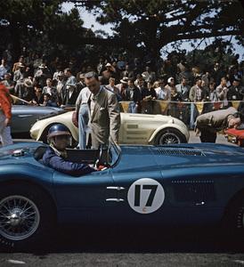 Cars1953 Jaguar C Type, Hasting Harcourt and Charles Hornburg Golden Gate Race** H.C. - Image 22813_0017