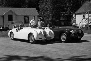 CarsJaguar XK 120 Factory races circa 1951** H.C. - Image 22813_0018