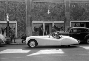 Cars1950 Jaguar XK 120 / Gwen Hornburg** H.C. - Image 22813_0026