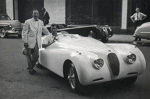 CarsJaguar XK 120 factory race car1951** H.C. - Image 22813_0027
