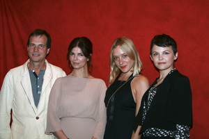 Bill Paxton, Jeanne Tripplehorn, Chloe Sevigny, Ginnifer Goodwin07-12-2010 © 2010 Jean Cummings  - Image 22834_0397