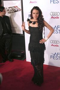 """Bobby"" (AFI Fest Opening Night Gala and U.S. Premiere) Lindsay Lohan 11-01-2006 / Grauman"
