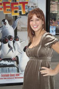"""Happy Feet"" (Premiere) Gia Ferrell 11-12-2006 / Grauman"