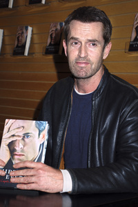 """Rupert Everett at the book signing of his autobiography """"Red Carpets and Other Banana Skins""""01-19-2007 / Barnes & Noble / Santa Monica, CA / Photo by Andrew Howick - Image 22906_0001"""
