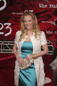 """""""The Number 23"""" (Premiere) Virginia Madsen 2-13-2007 / Orpheum Theatre / Los Angeles, CA / New Line Cinema / Photo by Max Rodeo - Image 22930_0002"""