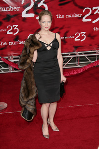 """""""The Number 23"""" (Premiere) Marley Shelton 2-13-2007 / Orpheum Theatre / Los Angeles, CA / New Line Cinema / Photo by Max Rodeo - Image 22930_0009"""