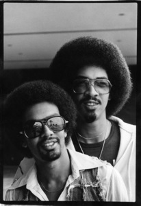 The Brothers Johnson (Louis Johnson & George Johnson) 1977© 1978 Bobby Holland - Image 22935_0003
