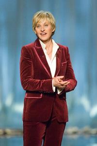 """Academy Awards - 79th Annual"" (Telecast)Ellen DeGeneres2-25-07Photo by Michael Yada © 2007 A.M.P.A.S. - Image 22937_0037"