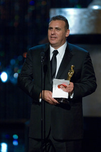 """""""Academy Awards - 79th Annual"""" (Telecast)Graham King accepted the award for Best Motion Picture for the film """"The Departed""""2-25-07Photo by Michael Yada © 2007 A.M.P.A.S. - Image 22937_0078"""