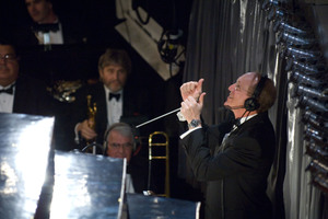 """Academy Awards - 79th Annual"" (Telecast)Music Director William Ross2-25-07Photo by Richard Harbaugh © 2007 A.M.P.A.S. - Image 22937_0087"