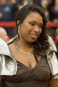 """""""Academy Awards - 79th Annual"""" (Arrivals)Jennifer Hudson, Academy Award nominee for Best Supposting Actress for her work in """"Dreamgirls"""" 2-25-07Photo by Michael Yada © 2007 A.M.P.A.S. - Image 22938_0128"""