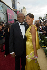"""""""Academy Awards - 79th Annual"""" (Arrivals)Forest Whitaker, Academy Award nominee for Best Actor for his work in """"The Last King of Scotland,"""" Keisha Whitaker2-25-07Photo by Richard Harbaugh © 2007 A.M.P.A.S. - Image 22938_0149"""
