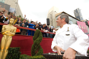 """Academy Awards - 79th Annual"" (Arrivals)Chef Wolfgang Puck2-25-07Photo by Richard Harbaugh © 2007 A.M.P.A.S. - Image 22938_0151"