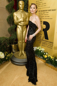 """""""Academy Awards - 79th Annual"""" (Arrivals)Rinko Kikuchi, Academy Award nominee for Best Supporting Actress for her work in """"Babel""""2-25-07Photo by Darren Decker © 2007 A.M.P.A.S. - Image 22938_0172"""