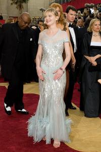 """Academy Awards - 79th Annual"" (Arrivals)Academy Award presenter Kirsten Dunst2-25-07Photo by Darren Decker © 2007 A.M.P.A.S. - Image 22938_0173"