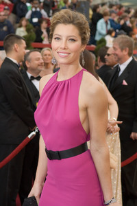 """""""Academy Awards - 79th Annual"""" (Arrivals)Jessica Biel2-25-07Photo by Michael Yada © 2007 A.M.P.A.S. - Image 22938_0188"""