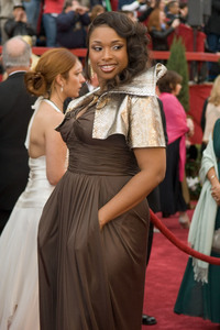 """""""Academy Awards - 79th Annual"""" (Arrivals)Jennifer Hudson, Academy Award nominee for Best Supposting Actress for her work in """"Dreamgirls"""" 2-25-07Photo by Michael Yada © 2007 A.M.P.A.S. - Image 22938_0189"""