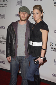 """""""The Riches"""" (Premiere)Josh Stewart03-10-2007 / Zanuck Theatre / Los Angeles, CA / FX Network / Photo by Andrew Howick - Image 22955_0022"""