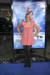 """""""Blades of Glory"""" (Premiere) Busy Philipps 3-28-2007 / Mann"""