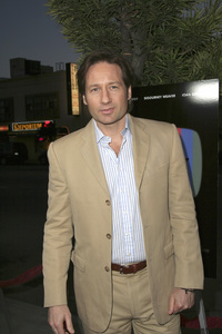 """""""The TV Set"""" (Premiere) David Duchovny 3-27-2007 / Crest Theater / Westwood, CA / ThinkFilm / Photo by Max Rodeo - Image 22982_0009"""