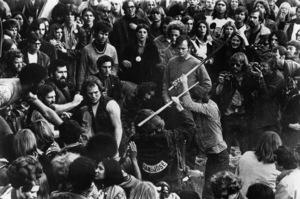 """""""Gimme Shelter""""1970 Maysles Films** I.V. - Image 23019_0001"""