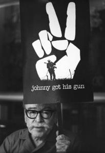 """Johnny Got His Gun""Director and writer Dalton Trumbo1971 World EntertainmentPhoto by Bruce McBroom - Image 23041_0003"