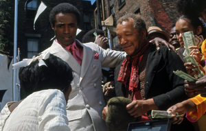 """Cotton Comes to Harlem""Calvin Lockhart, Redd Foxx1970 United Artists** I.V. - Image 23051_0001"