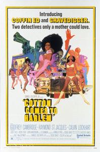 """""""Cotton Comes to Harlem"""" (poster)1970 United Artists** I.V. - Image 23051_0004"""