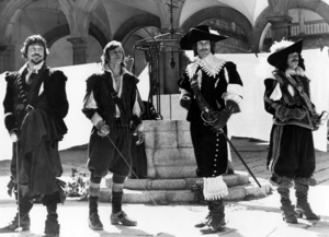 """The Three Musketeers""Oliver Reed, Michael York, Richard Chamberlain, Frank Finlay1973** I.V. - Image 23057_0002"