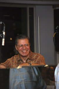 """Chick Corea during a CD signing for their new release """"The Enchantment"""" 05-22-2007 / Borders / Westwood, CA / Photo by Andrew Howick - Image 23084_0014"""