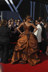 """""""The 34th Annual Daytime Emmy Awards""""Tyra Banks06-15-2007 / Kodak Theatre / Hollywood, CA / Photo by Andrew Howick - Image 23100_0017"""