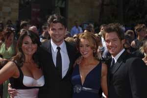"""The 34th Annual Daytime Emmy Awards""Eva Tamargo Lemus, Dylan Fergus, Erin Cardillo, James Stevenson06-15-2007 / Kodak Theatre / Hollywood, CA / Photo by Andrew Howick - Image 23100_0109"