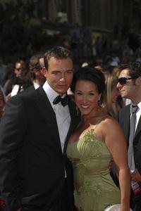 """The 34th Annual Daytime Emmy Awards""Eric Martsolf, Lisa Kouchak06-15-2007 / Kodak Theatre / Hollywood, CA / Photo by Andrew Howick - Image 23100_0123"