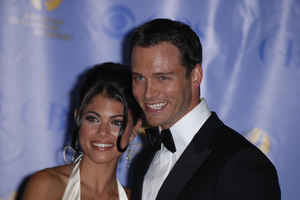 """""""The 34th Annual Daytime Emmy Awards""""Lindsey Korman, Eric Martsolf 06-15-2007 / Kodak Theatre / Hollywood, CA / Photo by Andrew Howick - Image 23100_0206"""
