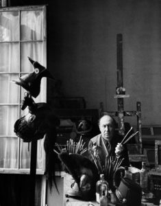 Yves Brayercirca 1950s © 1978 Sanford Roth / LACMA - Image 23125_0001