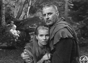 """""""Sjunde inseglet, Det"""" (aka """"The Seventh Seal"""")Gunnar Bjornstrand1957 SF** I.V. - Image 23137_0005"""