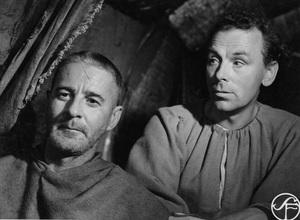 """""""Sjunde inseglet, Det"""" (aka """"The Seventh Seal"""")Gunnar Bjornstrand1957 SF** I.V. - Image 23137_0006"""