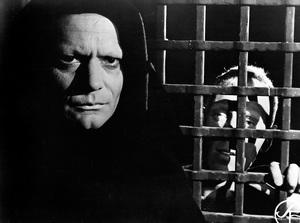 """Sjunde inseglet, Det"" (aka ""The Seventh Seal"")Bengt Ekerot, Max von Sydow1957 SF** I.V. - Image 23137_0008"