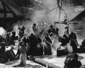 """Sjunde inseglet, Det"" (aka ""The Seventh Seal"")1957 SF** I.V. - Image 23137_0009"