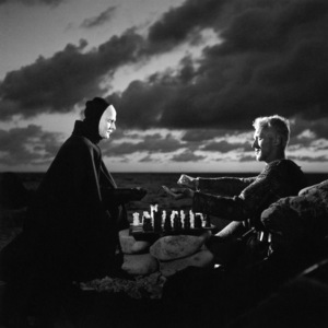 """The Seventh Seal""Bengt Ekerot, Max von Sydow1957** I.V. - Image 23137_0011"