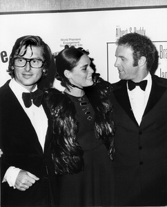 """""""The Godfather"""" (Premiere)Robert Evans, Ali MacGraw, James Caan1972 / Paramount Pictures** I.V. - Image 23174_0008"""