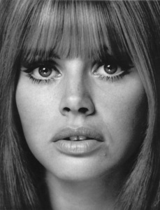 "Britt Ekland""The Double Man""Warner Brothers 1967 - Image 2325_0003"