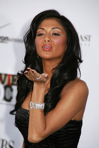 """""""Movies Rock: A Celebration of Music In Film""""Nicole Scherzinger12-2-2007 / Kodak Theatre / Hollywood, CA / Photo by Max Rodeo - Image 23259_0012"""