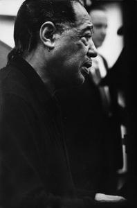 Duke Ellington during a recording session1968 © 1978 Ed Thrasher - Image 2326_0104