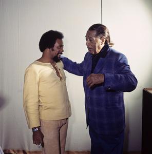 Duke Ellington with Quincy Jonescirca 1970** H.L. - Image 2326_0106