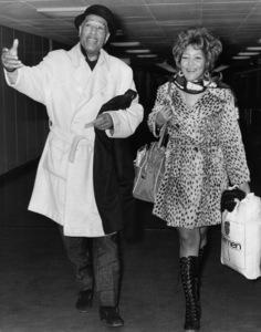 """Edward Kennedy """"Duke"""" Ellington and Bobbie Nell Brookshire Gordon1971** I.V.M. - Image 2326_0111"""