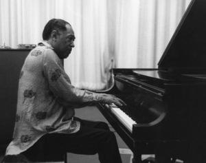 "Edward Kennedy ""Duke"" Ellington at CBS studio in HollywoodSeptember 1966** I.V.M. - Image 2326_0123"