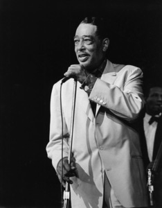 "Edward Kennedy ""Duke"" Ellington at the Paper Millcirca 1960s** I.V.M. - Image 2326_0126"