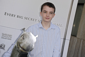 """The Water Horse: Legend of the Deep"" (Premiere)Alex Etel12-8-2007 / Pacific Cinerama Dome / Hollywood, CA / Columbia Pictures / Photo by Andrew Howick - Image 23287_0001"